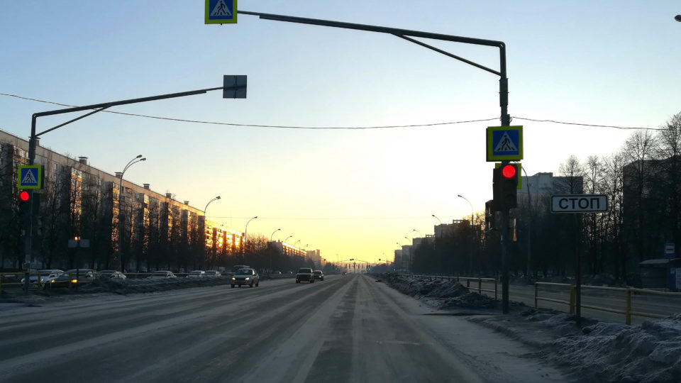 дорога красивое фото
