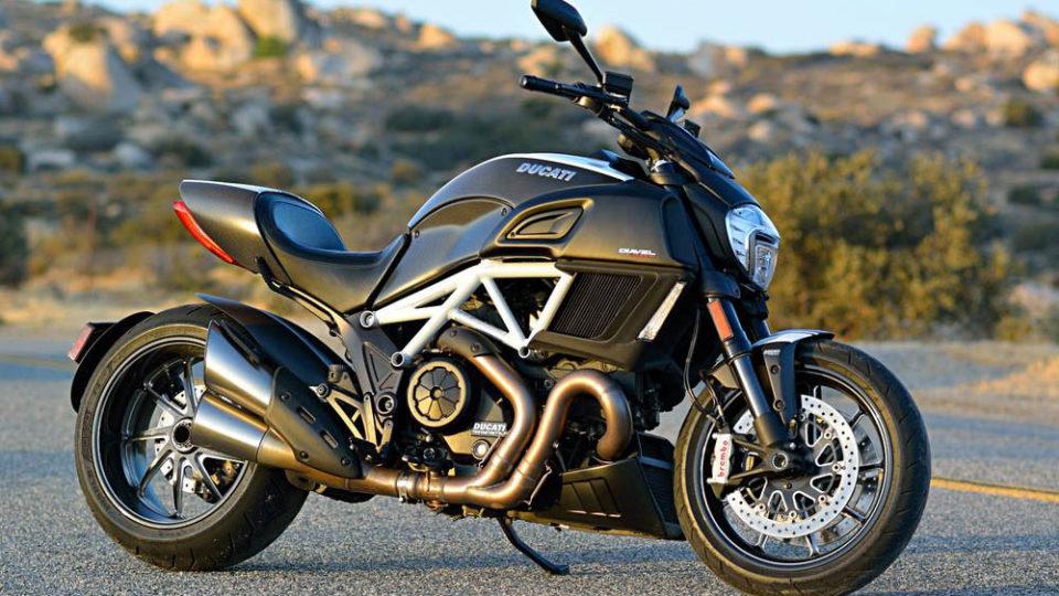 Ducati XDiavel фото