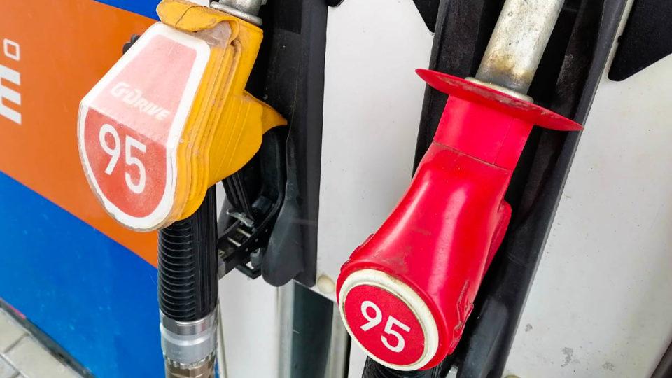 цены на бензин фото