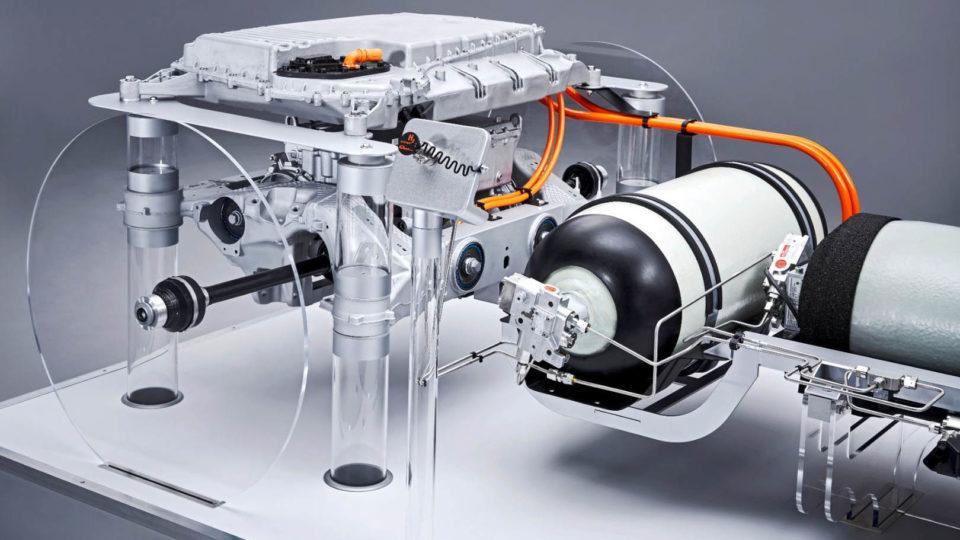 водородный двигатель авто